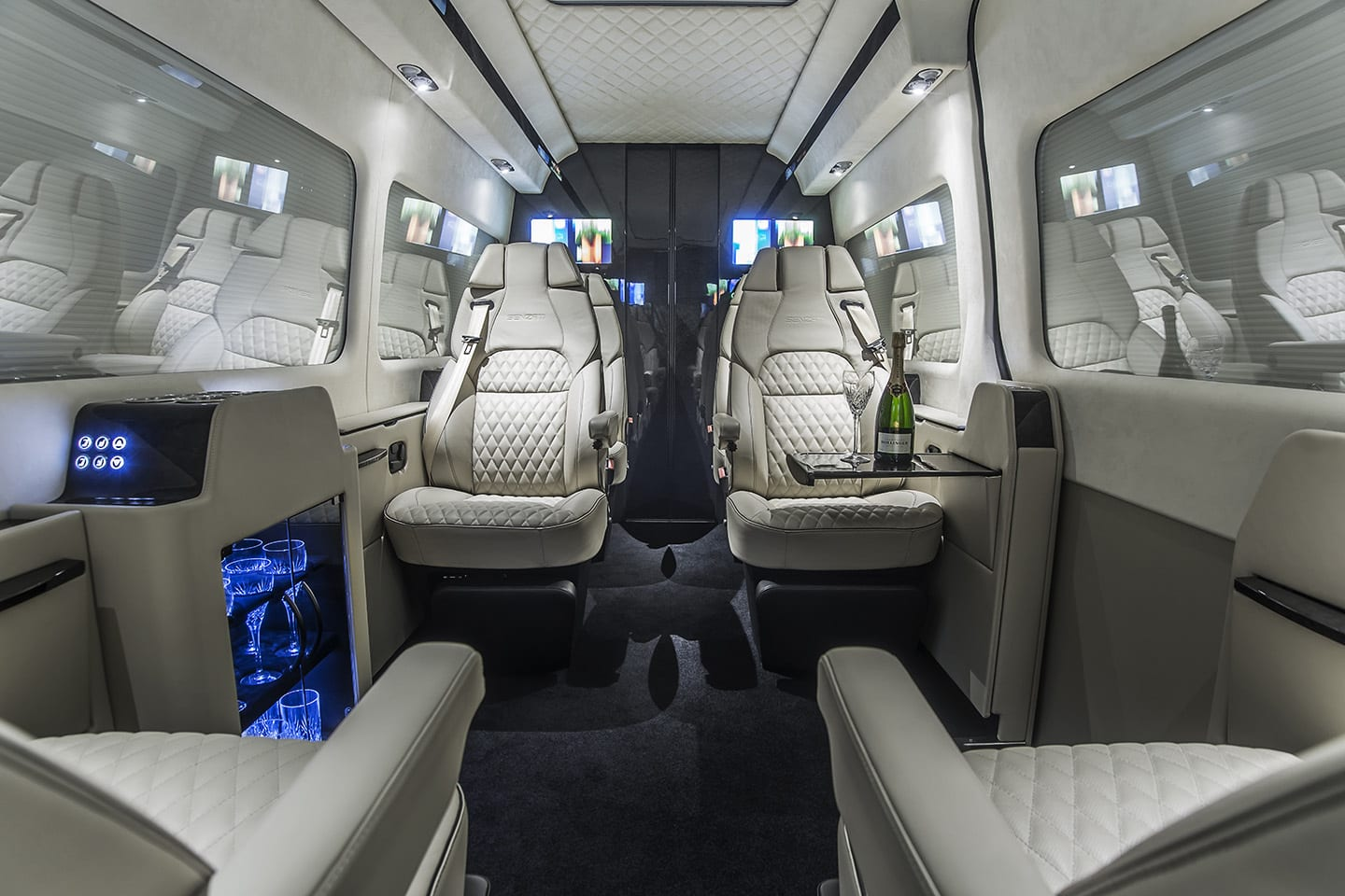 Image Gallery Sprinter Interior