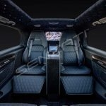 Luxury Vip V Class Viano People Carrier