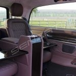 Senzati V Class Jet Class 6 Seat Business Plus Model Espresson & Beige Interior Pic 10