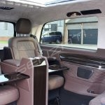 Senzati V Class Jet Class 6 Seat Business Plus Model Espresson & Beige Interior Pic 2