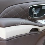 Senzati V Class Jet Class 6 Seat Business Plus Model Espresson & Beige Interior Pic 7