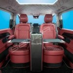 Senzati V Class Jet Class 6 Seat Business Plus Model Red Pic 2