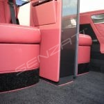 Senzati V Class Jet Class 6 Seat Business Plus Model Red Pic 3