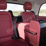 Senzati V Class Jet Class 6 Seat Business Plus Model Red Pic 4