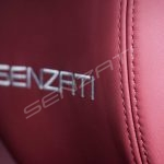 Senzati V Class Jet Class 6 Seat Business Plus Model Red Pic 7