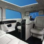 Senzati V Class Jet Class 7 Seat Business Plus Model Pic 3