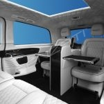 Senzati V Class Jet Class 7 Seat Business Plus Model Pic 4