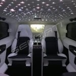Senzati V Class Jet Class Jet Spec Black & White Interior No Sunroof Pic 1