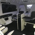 Senzati V Class Jet Class Jet Spec Black & White Interior No Sunroof Pic 2