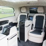 Senzati V Class Jet Class Jet Spec With Twin Consoles Black Cream Interior Pic 4