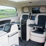 Senzati V Class Jet Class Jet Spec With Twin Consoles Black Cream Interior Pic 6