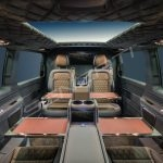 Senzati V Class Jet Class Jet Spec With Twin Consoles Blue Brown Interior Pic 13