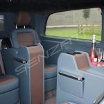 Senzati V Class Jet Class Jet Spec With Twin Consoles Blue Brown Interior Pic 22