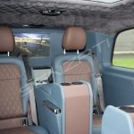 Senzati V Class Jet Class Jet Spec With Twin Consoles Blue Brown Interior Pic 23