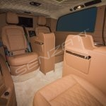 Senzati V Class Jet Class Jet Spec With Twin Consoles Brown Beige Interior Pic 5