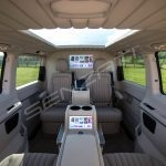 Senzati V Class Jet Class Jet Spec With Twin Cream Consoles & Leather Uppers Pic 2