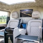 Senzati V Class Jet Class Jet Spec With Twin Cream Consoles & Suede Uppers Pic 10