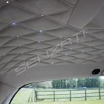 Senzati V Class Jet Class Jet Spec With Twin Cream Consoles & Suede Uppers Pic 13
