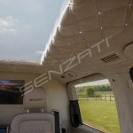 Senzati V Class Jet Class Jet Spec With Twin Cream Consoles & Suede Uppers Pic 14
