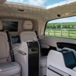 Senzati V Class Jet Class Jet Spec With Twin Cream Consoles & Suede Uppers Pic 17
