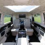Senzati V Class Jet Class Jet Spec With Twin Cream Consoles & Suede Uppers Pic 2