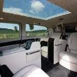 Senzati V Class Jet Class Jet Spec With Twin Cream Consoles & Suede Uppers Pic 4