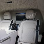 Senzati V Class Jet Class Jet Spec With Twin Cream Consoles & Suede Uppers Pic 5