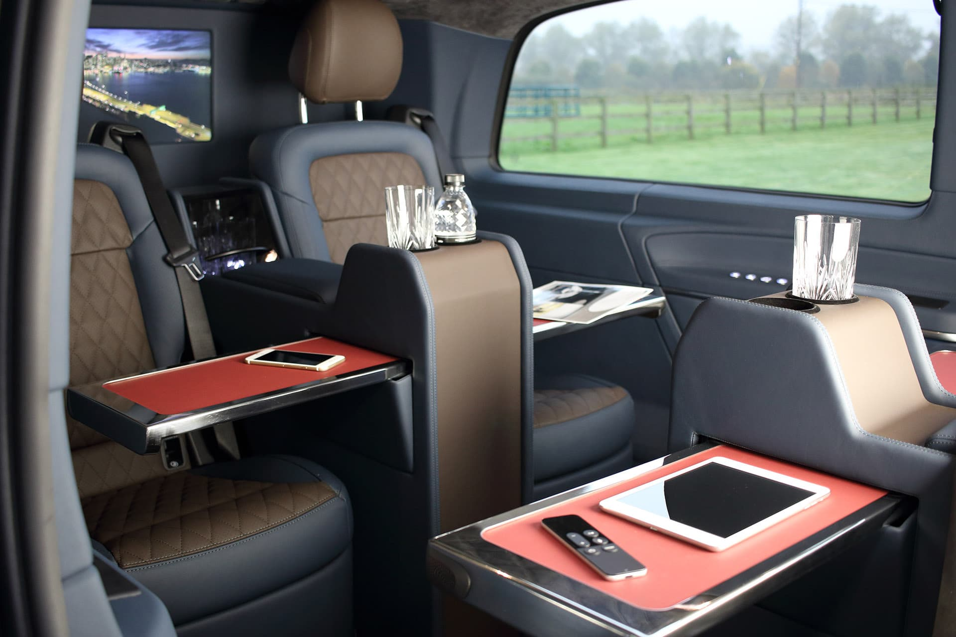 LUXURY MERCEDES-BENZ V-CLASS CONVERSIONS