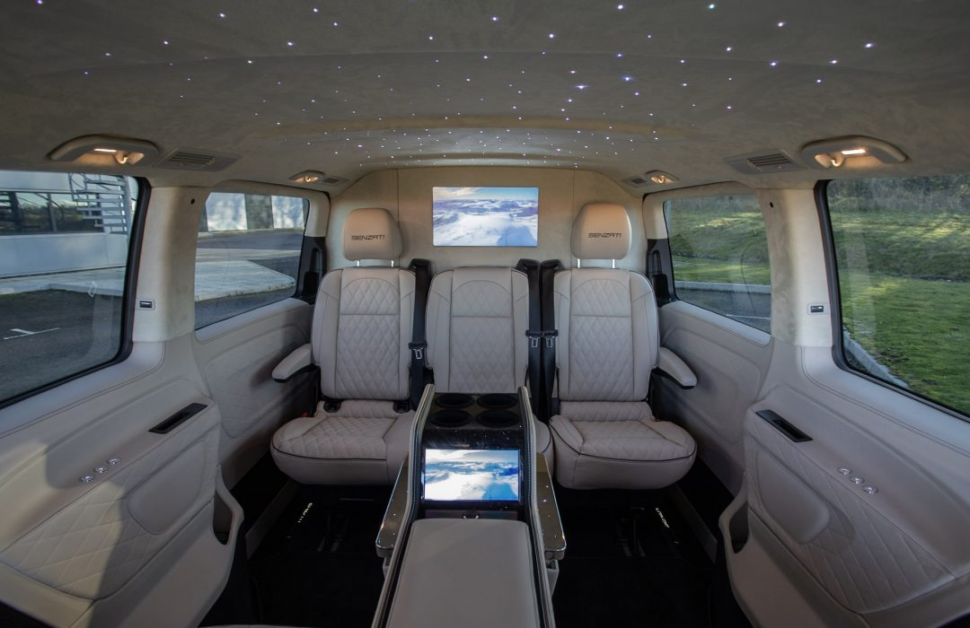 Luxury Mercedes V Class 99