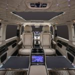 Luxury Merecdes People Carrier 1