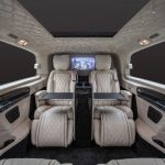 Luxury Merecdes People Carrier 13