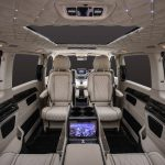 Luxury Merecdes People Carrier 4