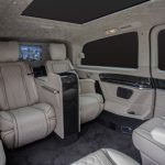 Luxury Merecdes People Carrier 5