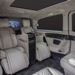 Luxury Merecdes People Carrier 6