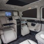 Luxury Merecdes People Carrier 7