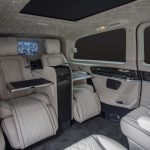 Luxury Merecdes People Carrier 8