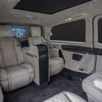 Luxury Merecdes People Carrier 9